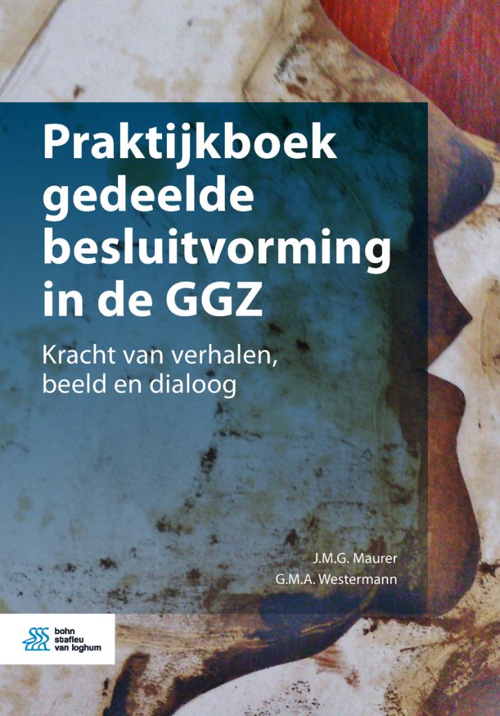 PB gedeelde besluitvorming in de GGZ - 9789036821797